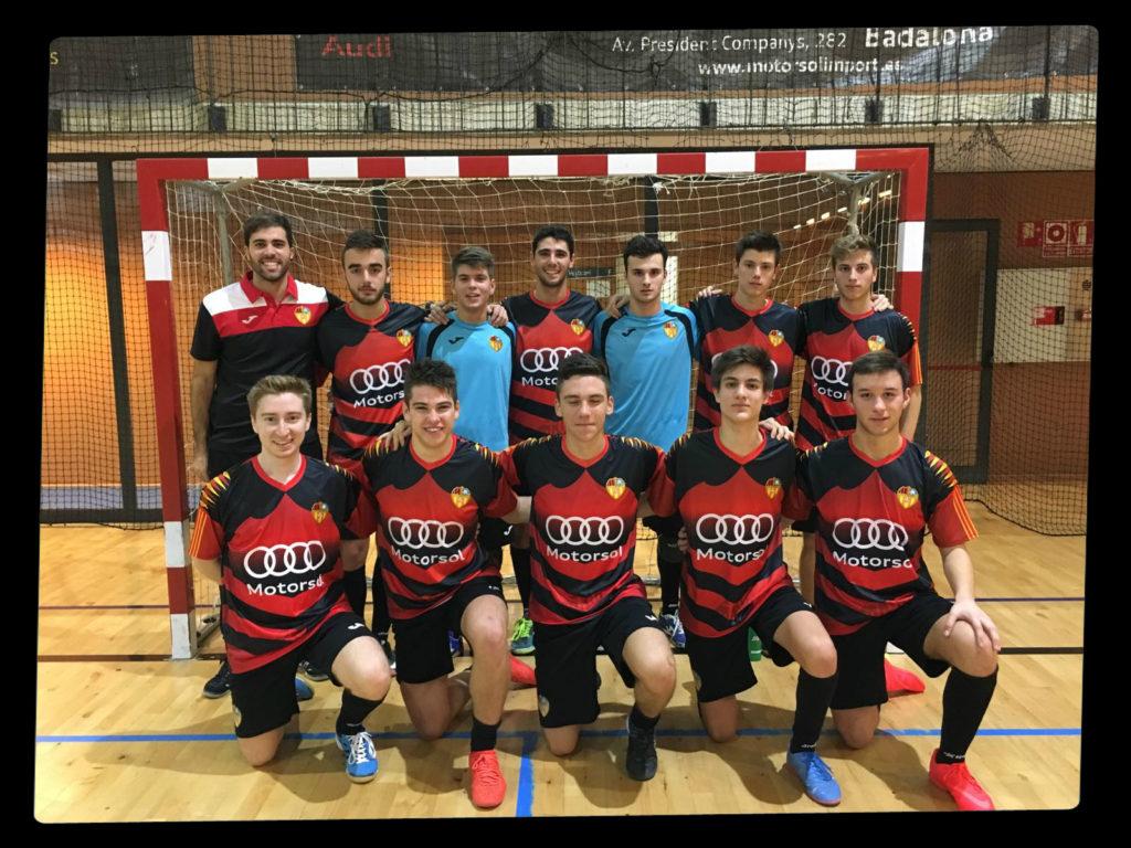 Patrocinio Club de Fútbol Sala Eixample