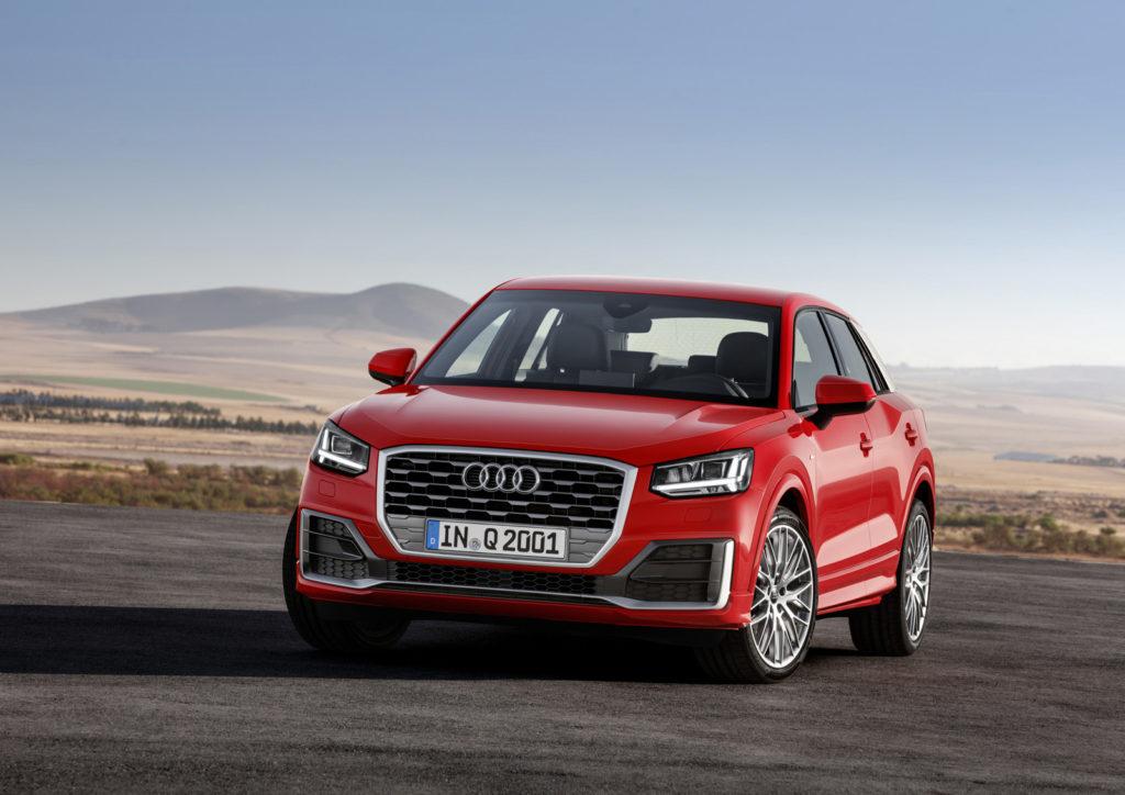 Nuevo Audi Q2, un SUV urbano y atractivo