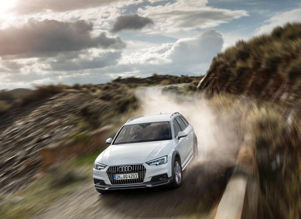 Versatilidad y tracción quattro, las claves de un Audi allroad
