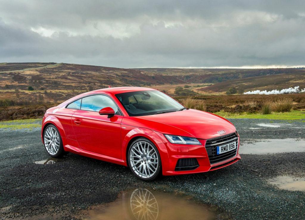 Audi TT, un deportivo expresivo e innovador
