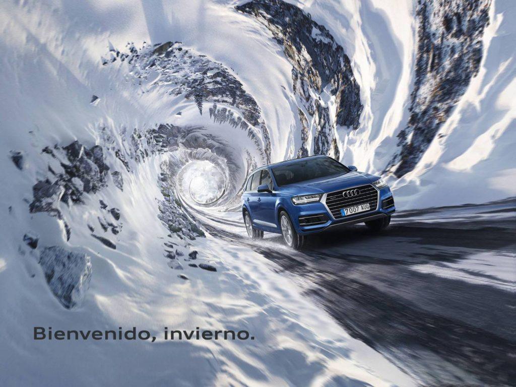 Los mejores Accesorios Originales Audi para el invierno
