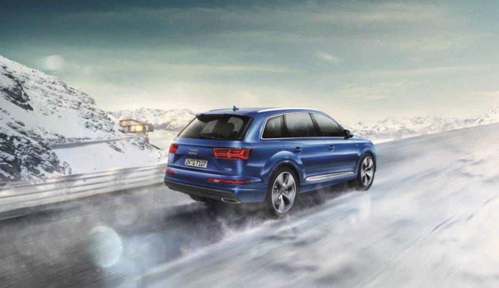 Tu Audi, siempre preparado para el invierno