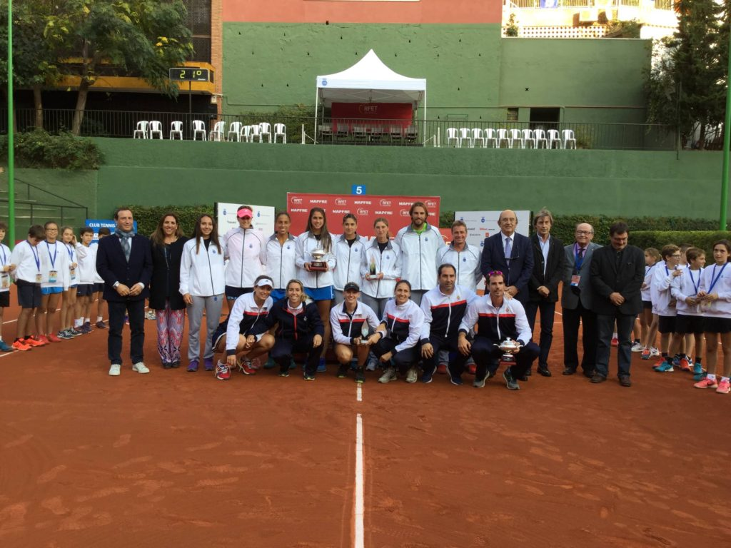 Motorsol Audi en el Campeonato de España de Tenis Femenino
