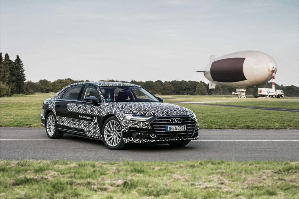 Audi AI, creando el coche del futuro