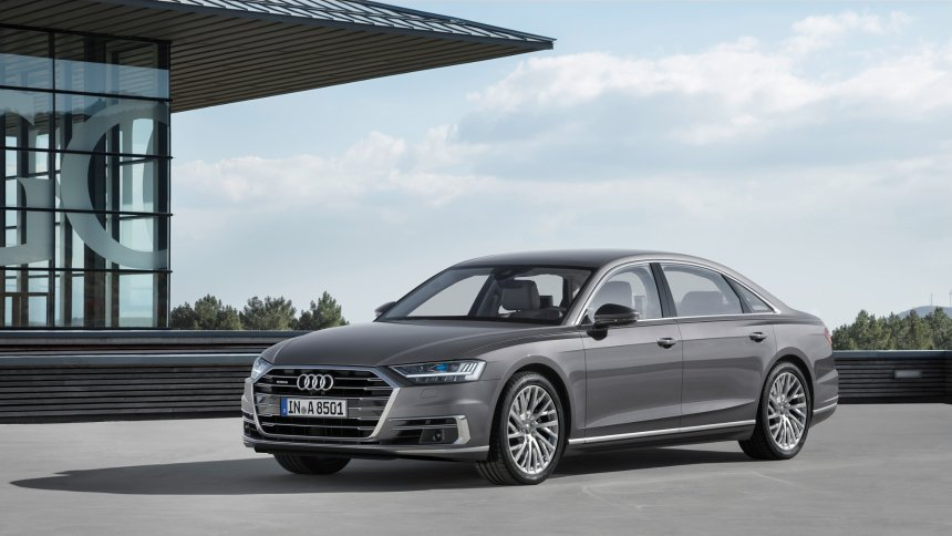 Audi A8, diseño y tecnología del futuro