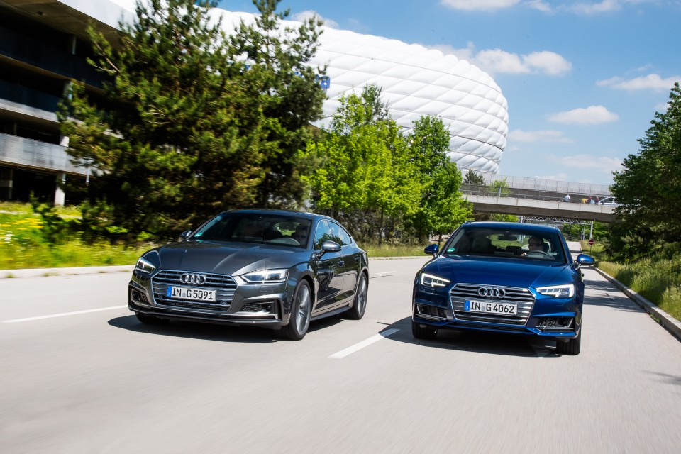 Nueva gama Audi g-tron, el gas natural como alternativa