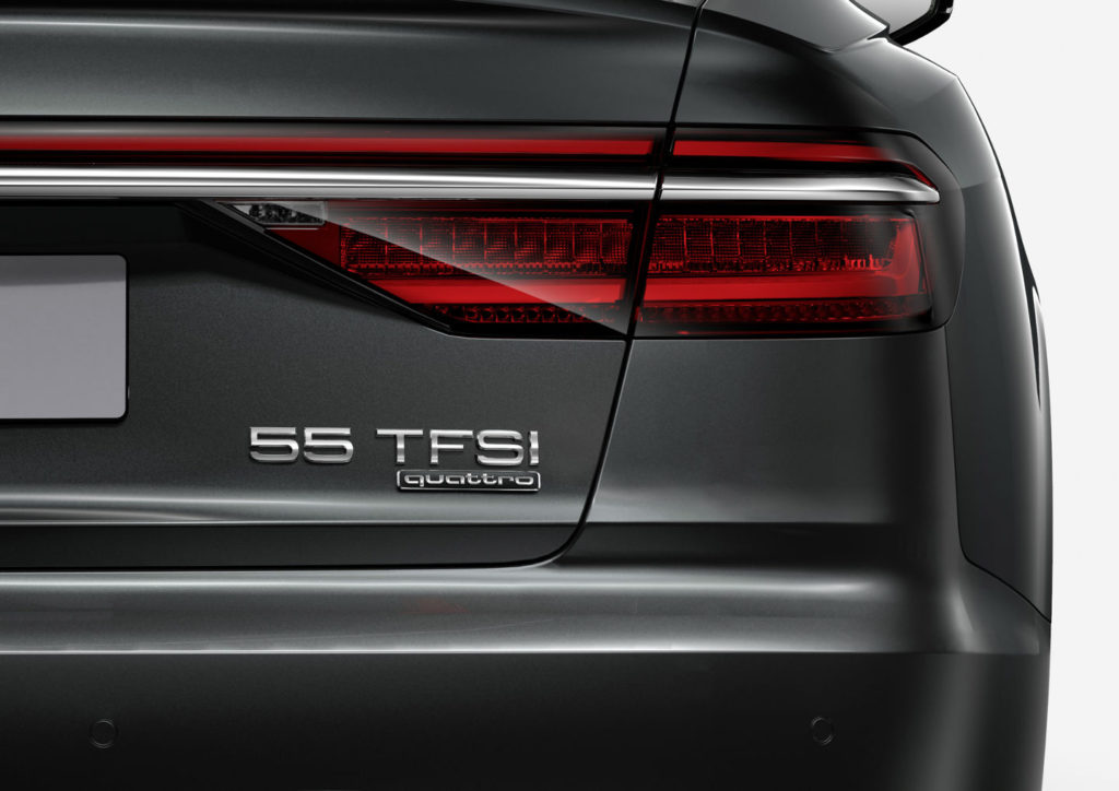 Audi simplifica la denominación de sus vehículos