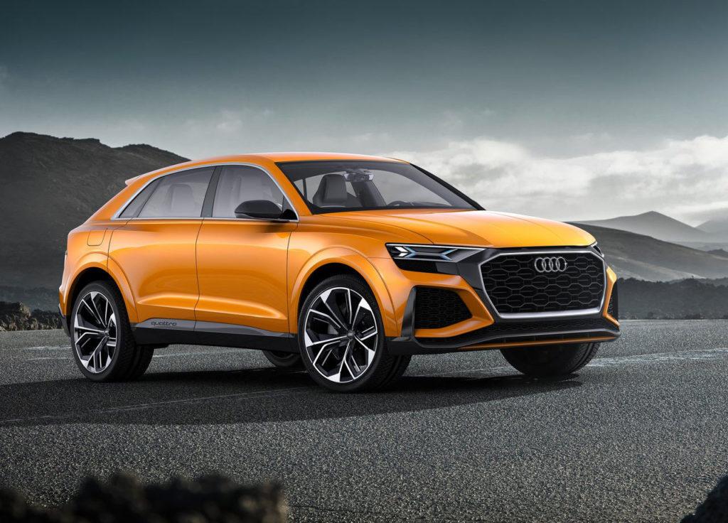 Audi, líder en ventas gracias a la tracción quattro