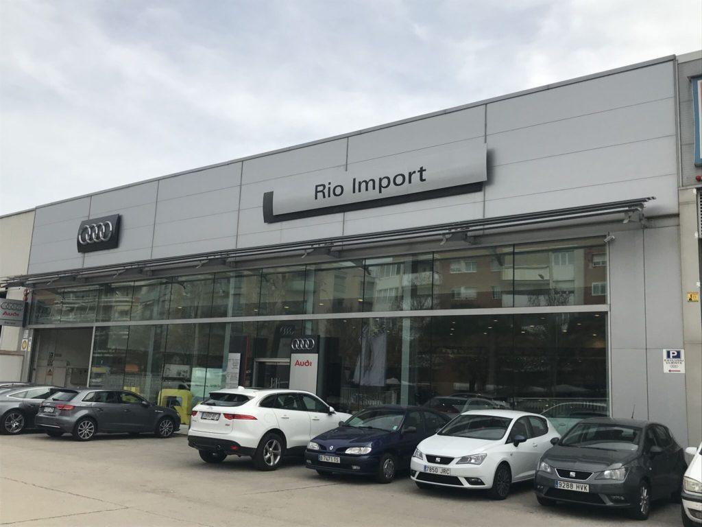 Rio Import se integra a la Red de Concesionarios Motorsol Audi