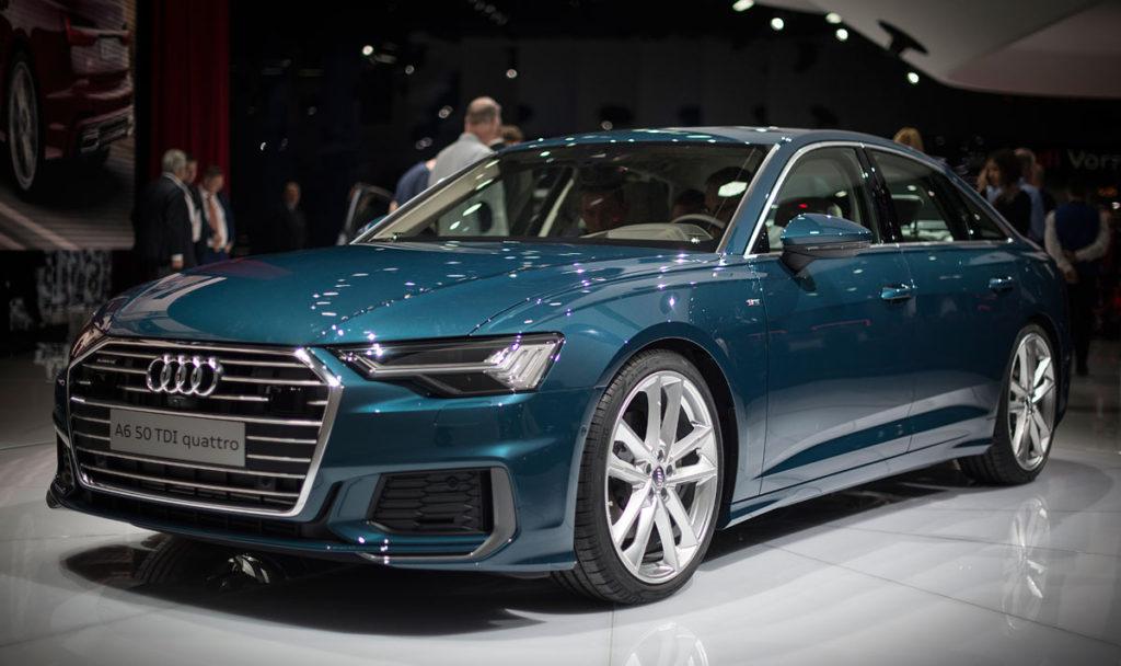 Novedades de Audi en el Salón de Ginebra 2018