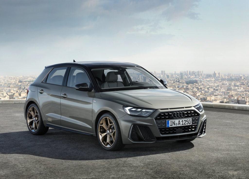 Nuevo Audi A1 Sportback, más deportividad y tecnología