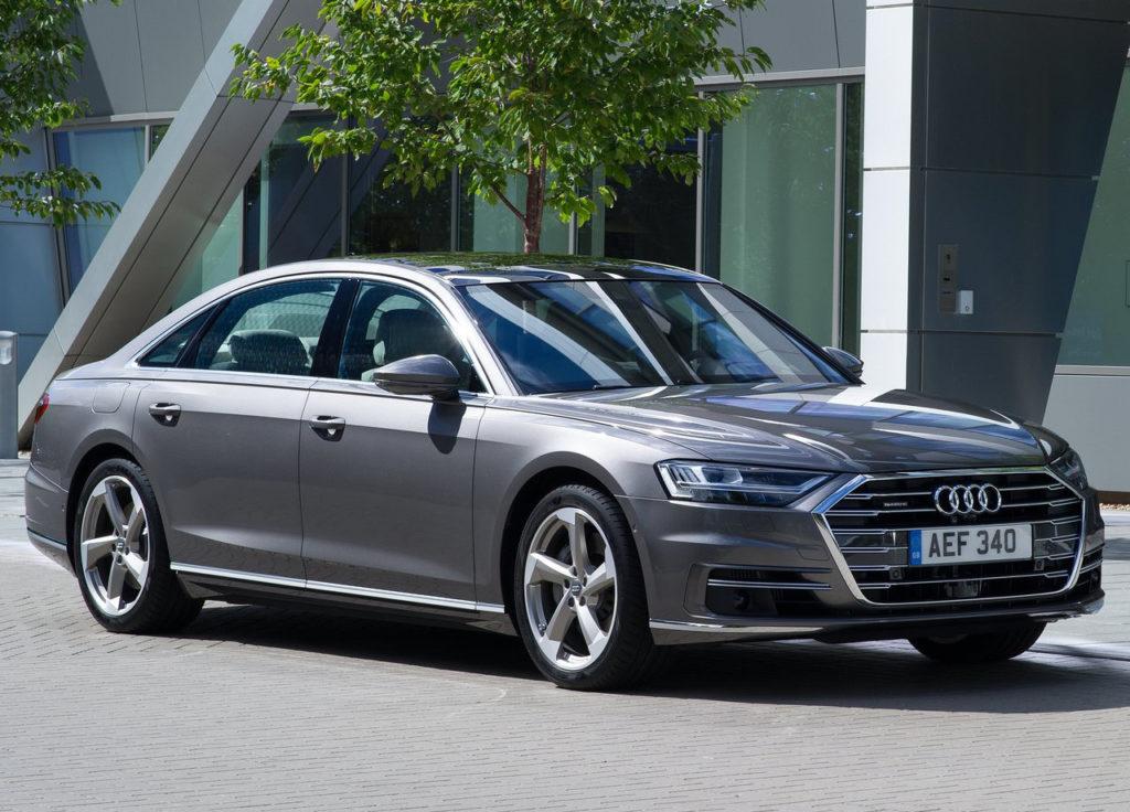 La tecnología mild-hybrid en los nuevos Audi