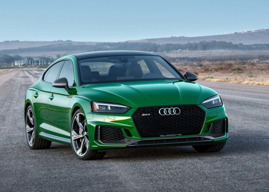 Descubre el Audi RS 5 Sportback, un 5 puertas de altas prestaciones