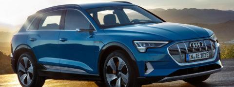 Audi e-tron: llega el primer coche eléctrico de Audi