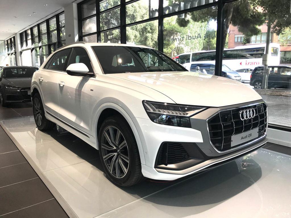 El Audi Q8 ya está disponible en los concesionarios Motorsol Audi