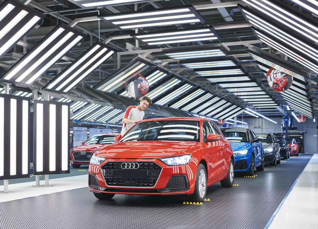 Arranca la comercialización del nuevo Audi A1 Sportback