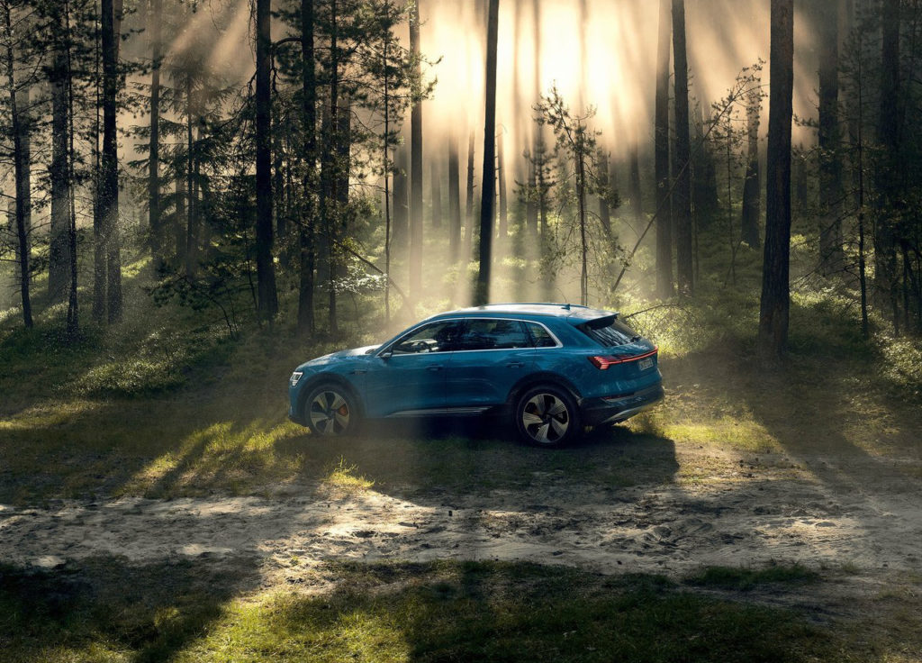 Todo lo que debes saber del nuevo Audi e-tron