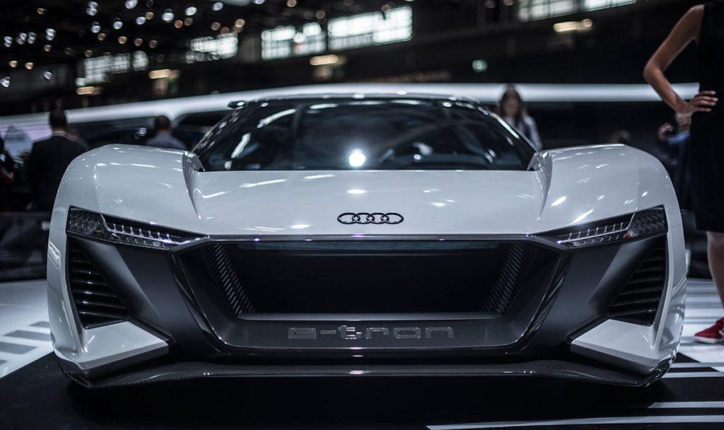 Novedades de Audi en el Salón de París 2018