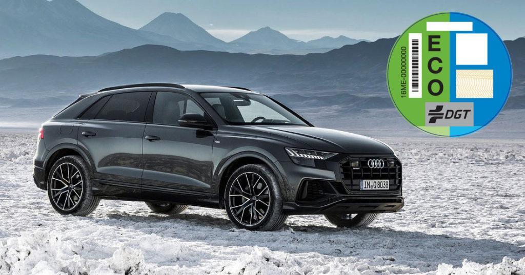 Conoce los 9 modelos Audi con etiqueta ECO