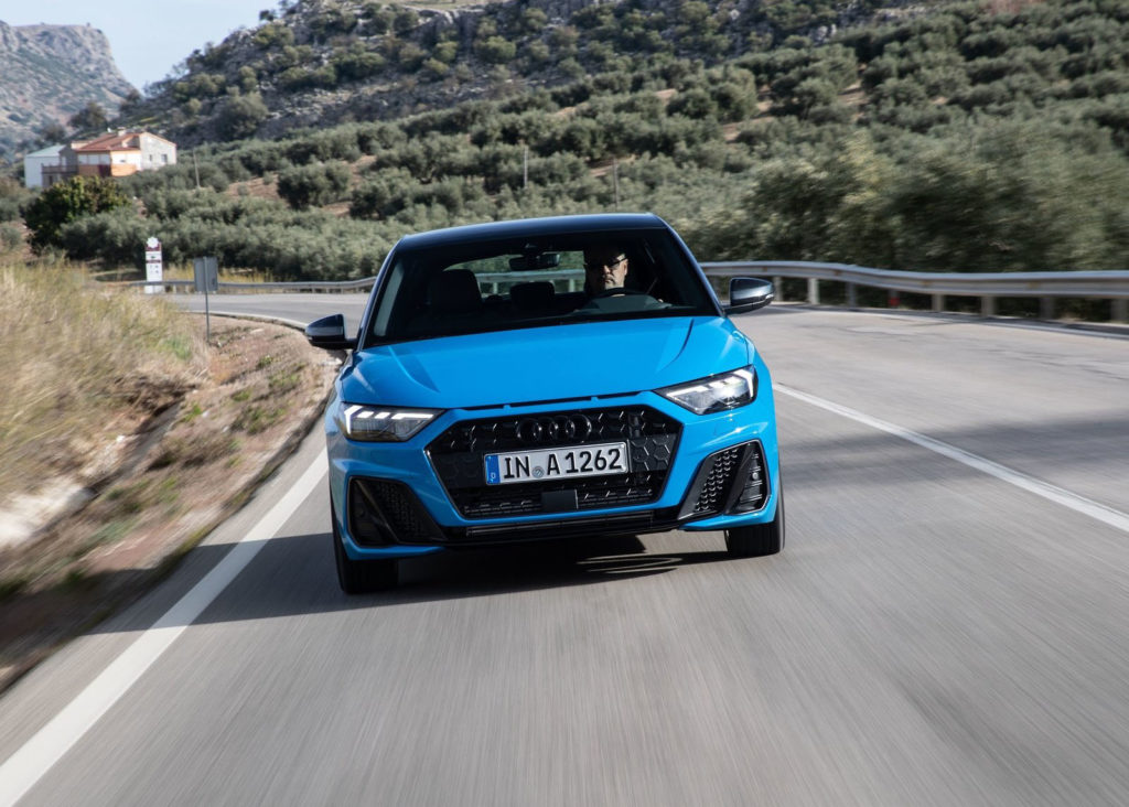 Estas son las primeras versiones del nuevo Audi A1