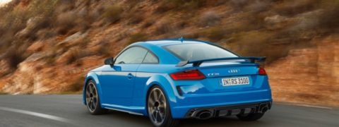 Llega el nuevo Audi TT, más atractivo y potente