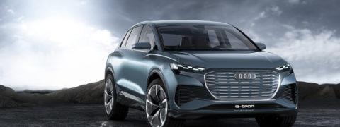 Descubrimos el nuevo SUV eléctrico Audi Q4 e-tron concept