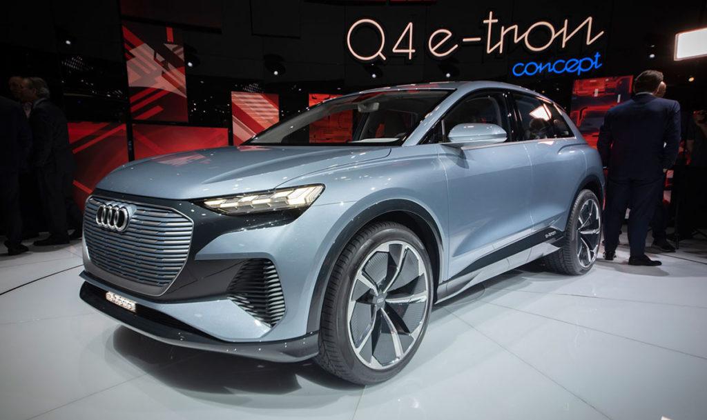 Novedades de Audi en el Salón de Ginebra 2019