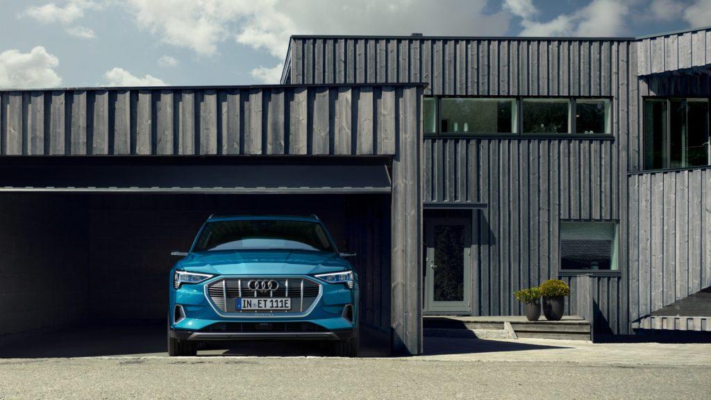 Nuevo Audi e-tron: todas las versiones y precios