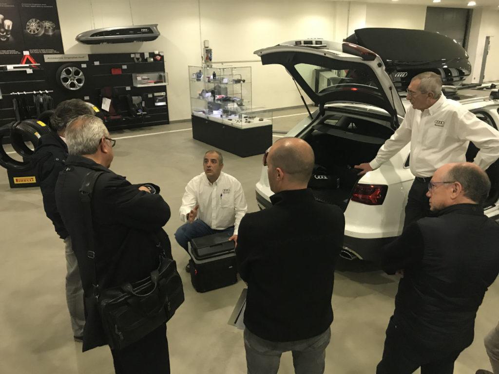 Redescubre tu Audi con los Workshop de Posventa
