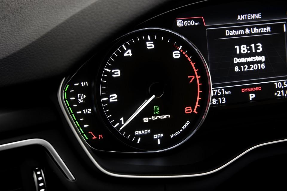 Llega la nueva gama Audi g-tron, ahora con más autonomía