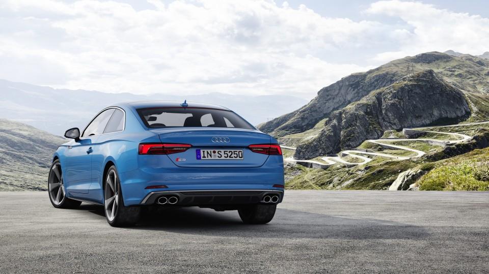 Audi incorpora el motor TDI Mild Hybrid a los nuevos S5, S6 y S7