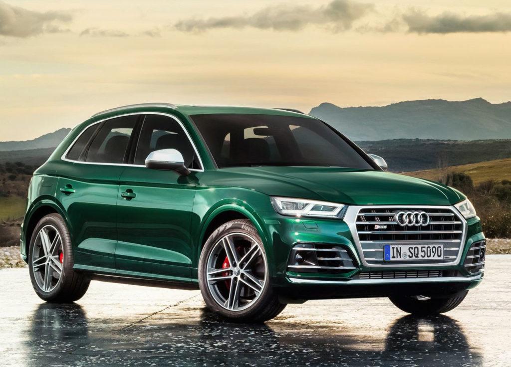 Nuevo Audi SQ5 TDI, un SUV con más de 300 CV