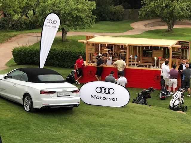 Motorsol Audi, patrocinador del Torneo benéfico de golf XAP