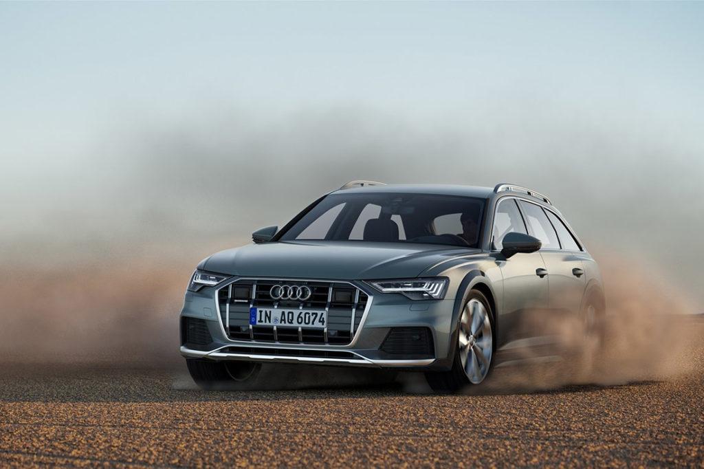 Déjate llevar por el nuevo Audi A6 allroad quattro
