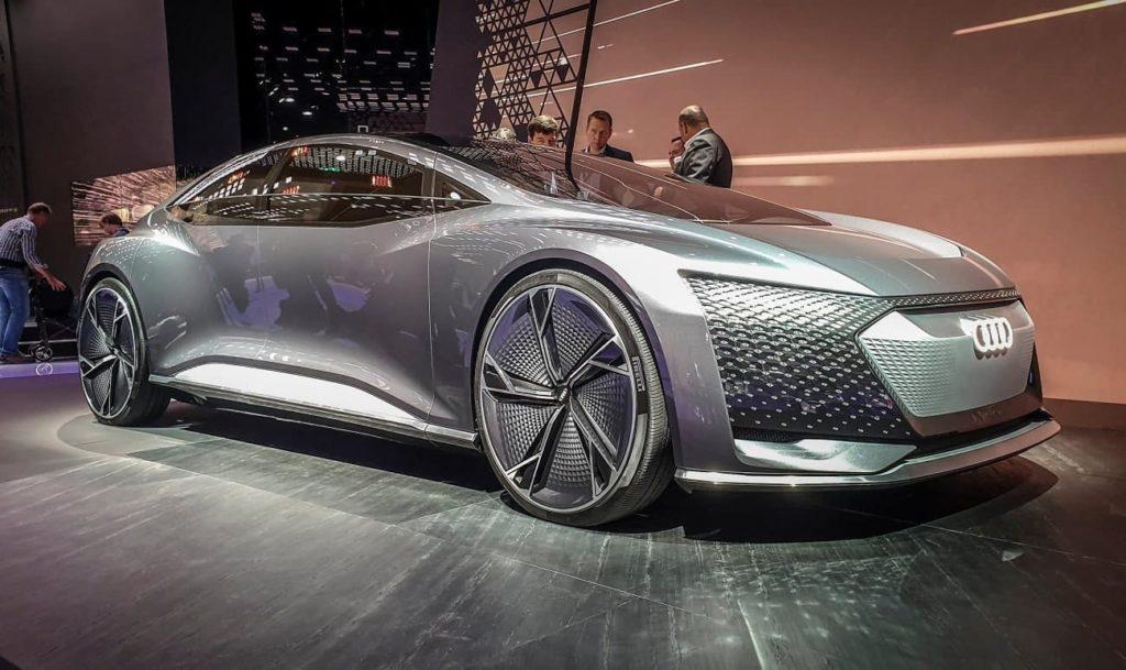Novedades de Audi en el Salón de Frankfurt 2019