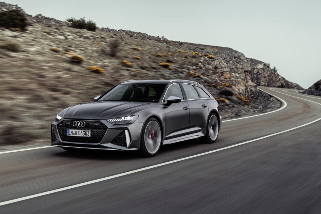 600 CV para el nuevo Audi RS 6 Avant, ¡ahora mild-hybrid!
