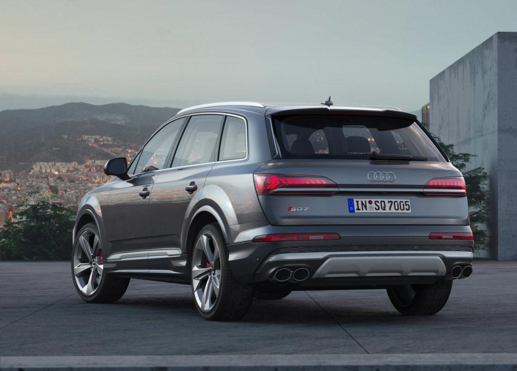 Altas prestaciones y mucho carácter en el nuevo Audi SQ7 TDI