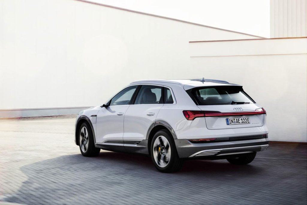 Así es el nuevo Audi e-tron 50 quattro