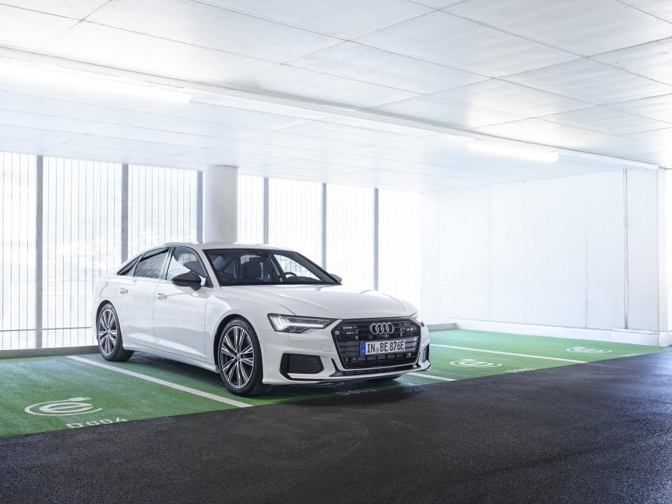 Audi domina el mercado de coches con etiqueta ECO