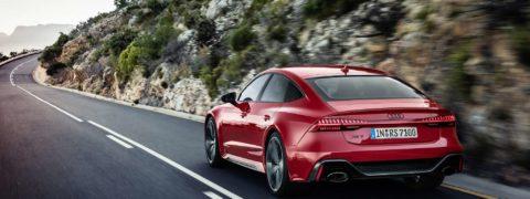 Así es el nuevo Audi RS 7 Sportback: poderoso diseño y 600 CV