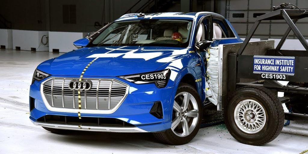 Audi e-tron: el coche eléctrico más seguro
