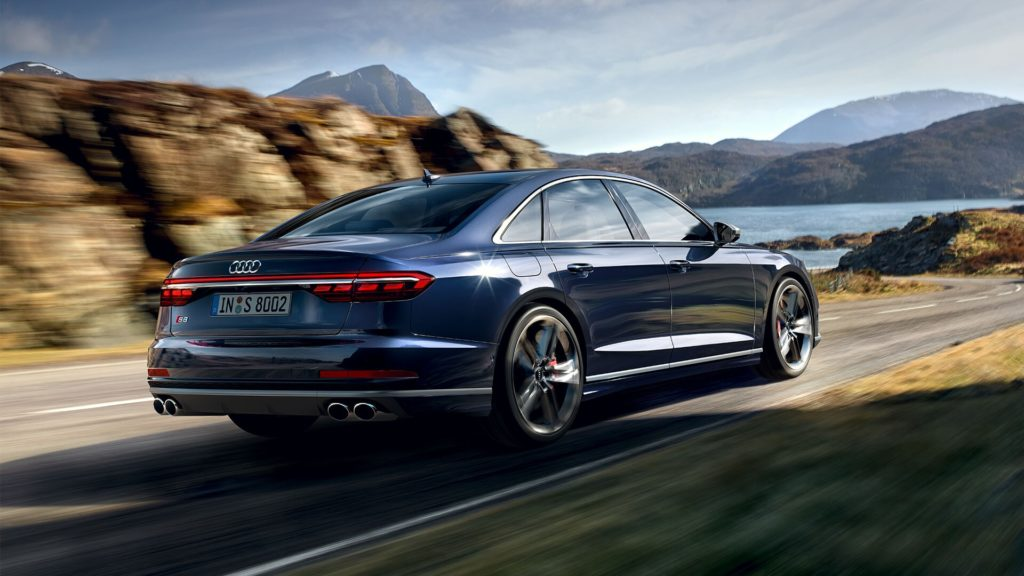 Nuevo Audi S8 TFSI, la apuesta por el lujo deportivo
