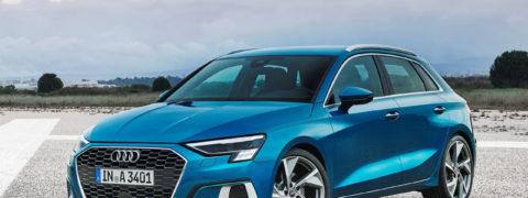 El nuevo Audi A3 Sportback ya es una realidad