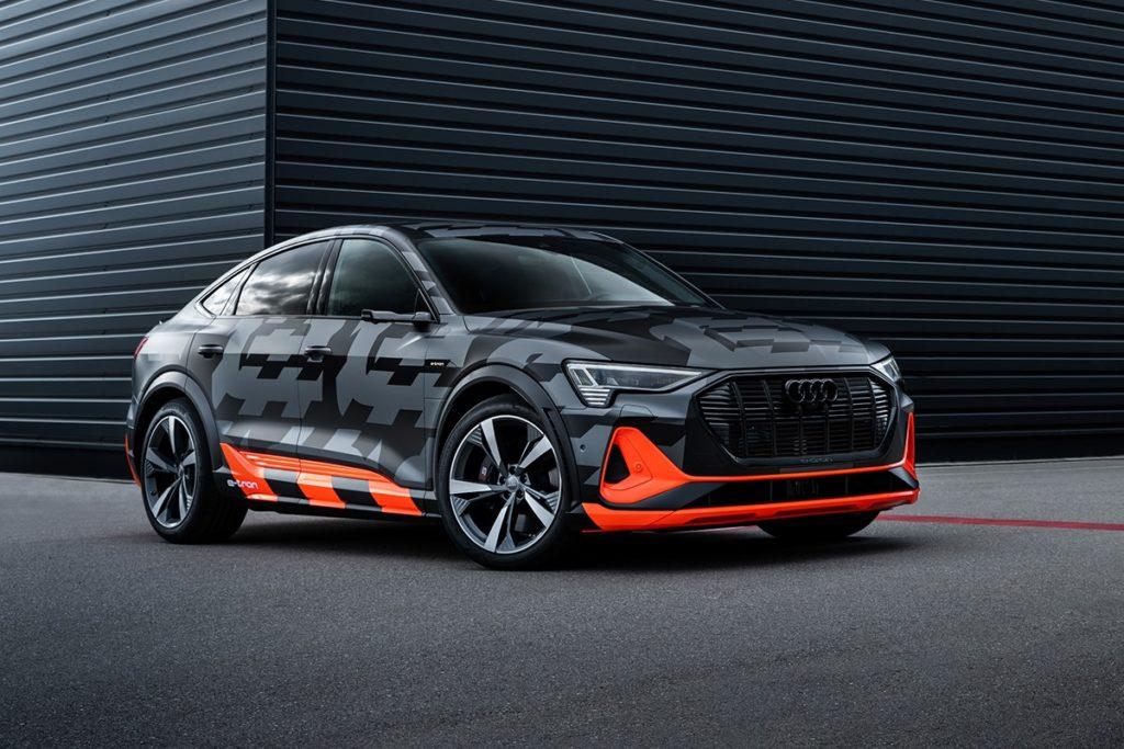 Las dos primicias de Audi para el Salón de Ginebra