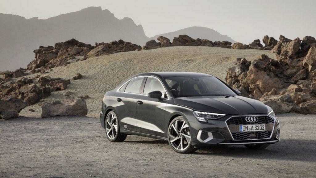 Nuevo Audi A3 Sedan, deportivo y con microhibridación