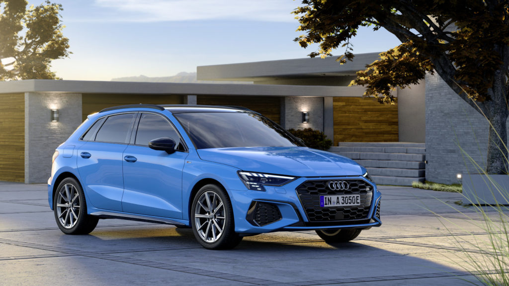 Audi A3 Sportback 40 TFSIe, hasta 65 km de autonomía