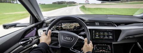 La tecnología y los sistemas de dirección de Audi
