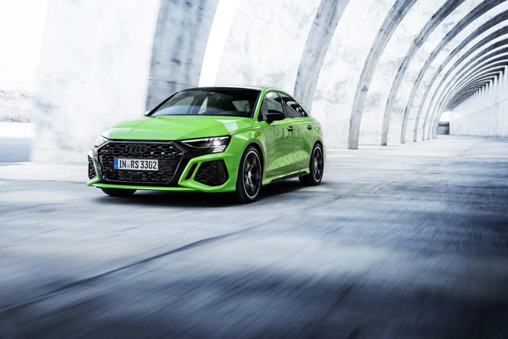 Audi RS 3 la nueva puerta de entrada al excepcional mundo RS