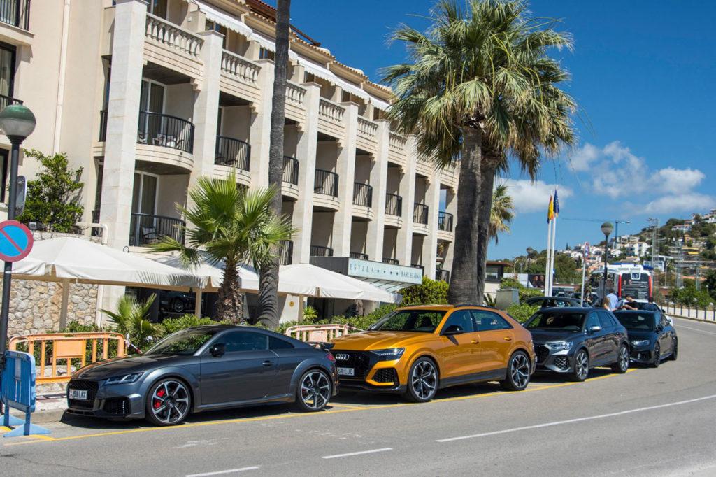 Así fue la RS Week de Motorsol: una semana para conocer los Audi más deportivos